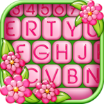 Warm Spring Color Keyboard FOR PC