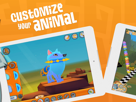 Animal Jam - Play Wild! APK screenshot 1