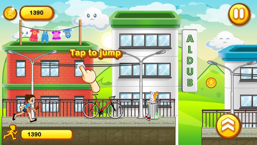 AlDub Game APK screenshot 1