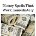 Money spells icon