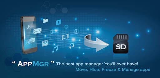 AppMgr III (App 2 SD, Hide and Freeze apps) pc screenshot
