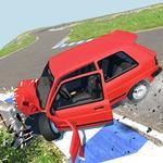 Car Crash Destruction Engine Damage Simulator icon