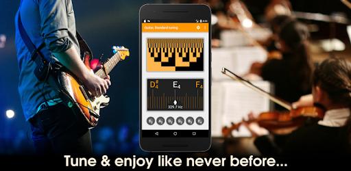 Guitar and Violin Tuner pc screenshot