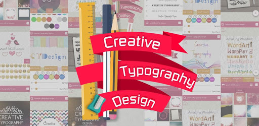 Creative Typography Design pc screenshot