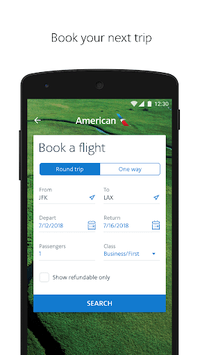 American Airlines APK screenshot 1