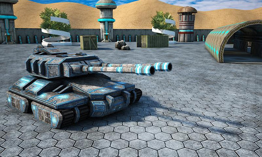 Tank Future Force 2050 APK screenshot 1