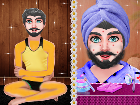 Indian Wedding Girl Arrange Marriage Culture Game APK screenshot 1
