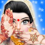 Indian Wedding Girl Super Stylist Salon For Bride icon