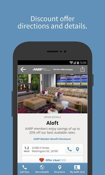 AARP Member Benefits APK screenshot 1