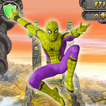 Temple Spider Run Jungle World APK icon