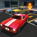 Car Parking 3D Pro : City car driving icon