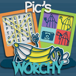 Worchy Picture Word Search icon
