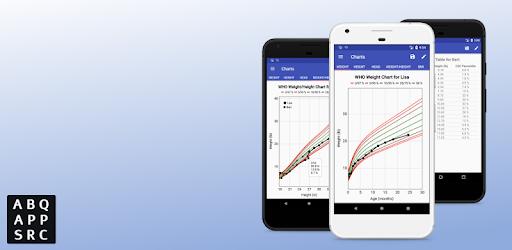 Child Growth Tracker pc screenshot