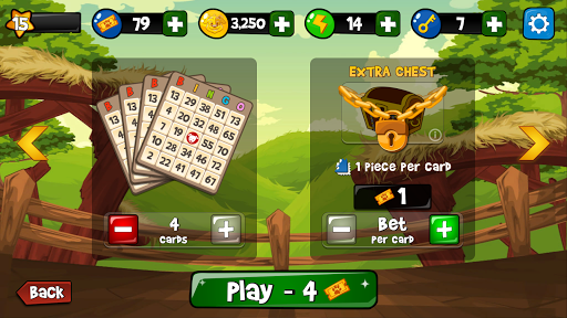Bingo Abradoodle : Free Bingo Games APK screenshot 1