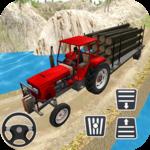 Rural Farm Tractor 3d Simulator icon