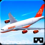 VR Airplane Flight Simulator icon