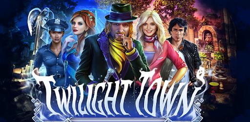 🔎 Hidden Objects: Twilight Town pc screenshot