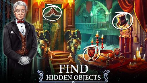 🔎 Hidden Objects: Twilight Town APK screenshot 1