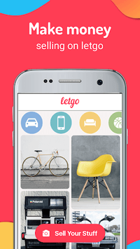 letgo: Buy & Sell Used Stuff, Cars & Real Estate APK screenshot 1