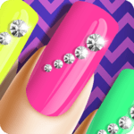 Nail Salon™ Manicure Girl Game icon