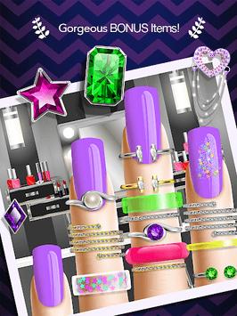 Nail Salon™ Manicure Girl Game APK screenshot 1
