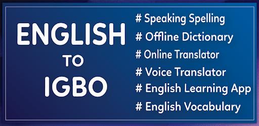 English to Igbo Translator pc screenshot