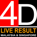 4D Live Result icon