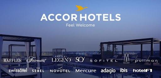 AccorHotels - Hotel booking pc screenshot