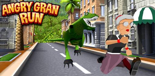 Angry Gran Run - Running Game pc screenshot