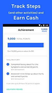Achievement - Rewards for Health APK screenshot 1