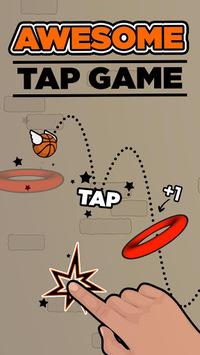 Flappy Dunk APK screenshot 1