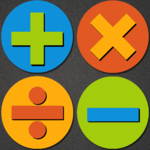 Fast Math for Kids with Tables icon