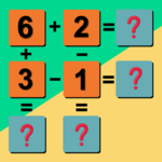 Kids Math Puzzle for pc icon