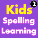 Kids Spelling Learning 2 icon