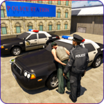 Crime City Cop Car: Driver 3D Police 2018 icon