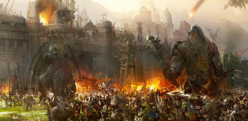 Legacy Of Warrior : Action RPG Game pc screenshot