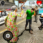 San Andreas Angry Granny APK icon