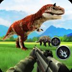 Dinosaur Hunter Sniper Safari Animals Hunt icon