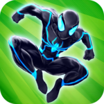 Super Spider Hero Fighting Incredible Crime Battle icon