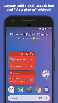Action Launcher: Pixel Edition APK screenshot 1