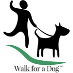 Walk for a Dog: Walking for Animal Shelter Support icon