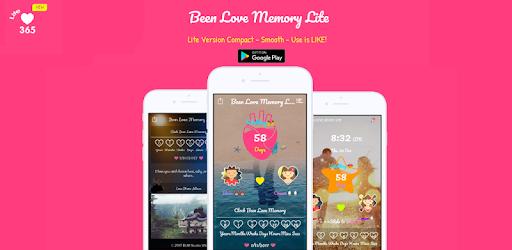Been Love Memory Lite - Love Counter Lite 2018 pc screenshot