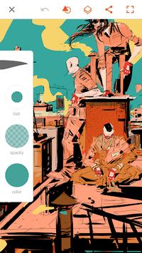 Adobe Illustrator Draw APK screenshot 1