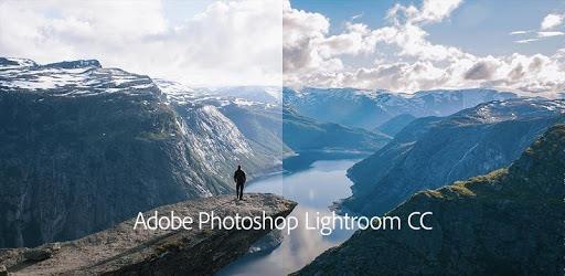 Adobe Photoshop Lightroom CC pc screenshot