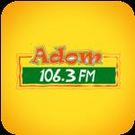 Adom FM 106.3 icon