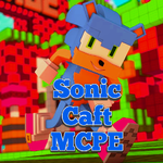 Sonic Craft mod MCPE for pc icon