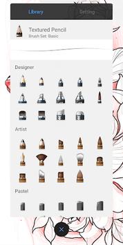 SketchBook - draw and paint APK screenshot 1
