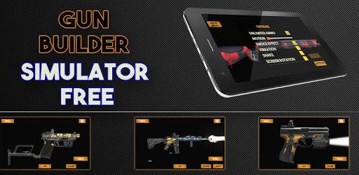 Gun Builder Simulator Free pc screenshot