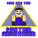 Who are you mr. NeighBor?! Map for MCPE! FOR PC