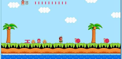 Adventure in Island : The First Edition pc screenshot